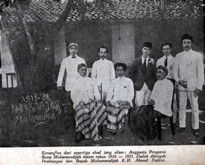 Sejarah Singkat Muhammadiyah