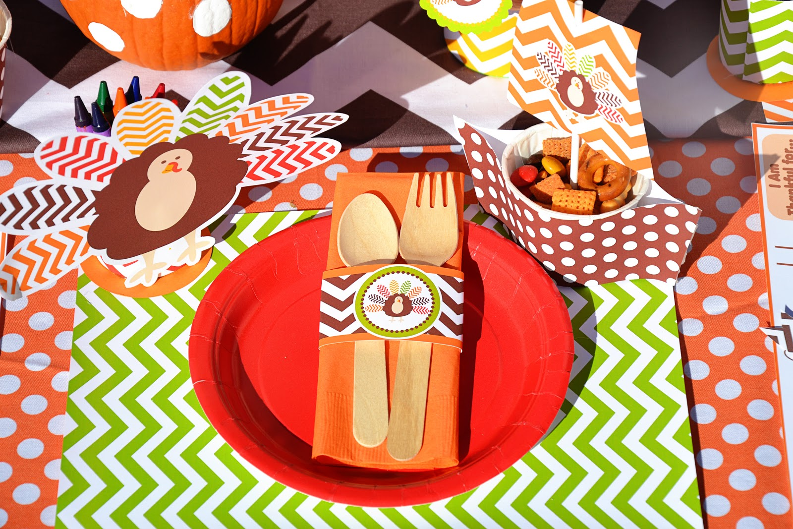 Amanda S Parties To Go Free Thanksgiving Printables
