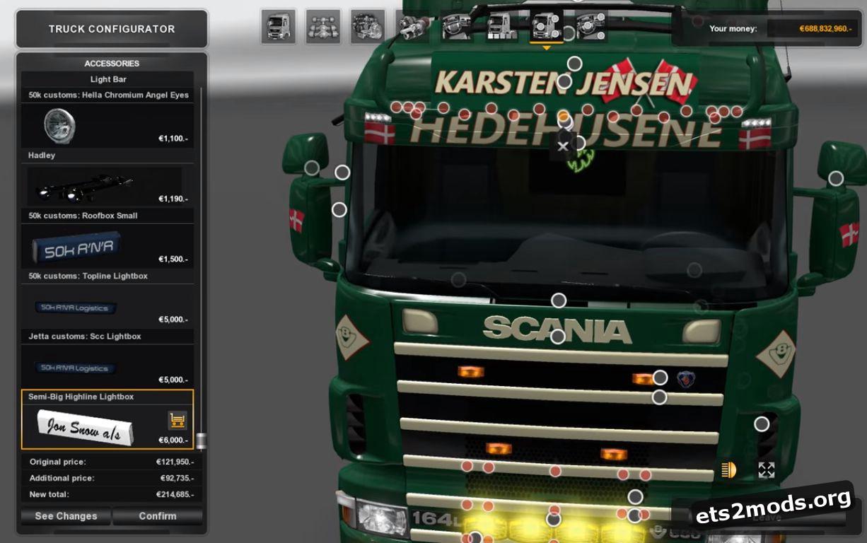 Lightbox for Karsten Jensen