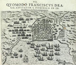 edupunto,invasion,santo domingo,penn,venables,1655,fracaso