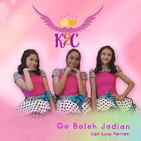 Lirik Lagu K2c Ga Boleh Jadian