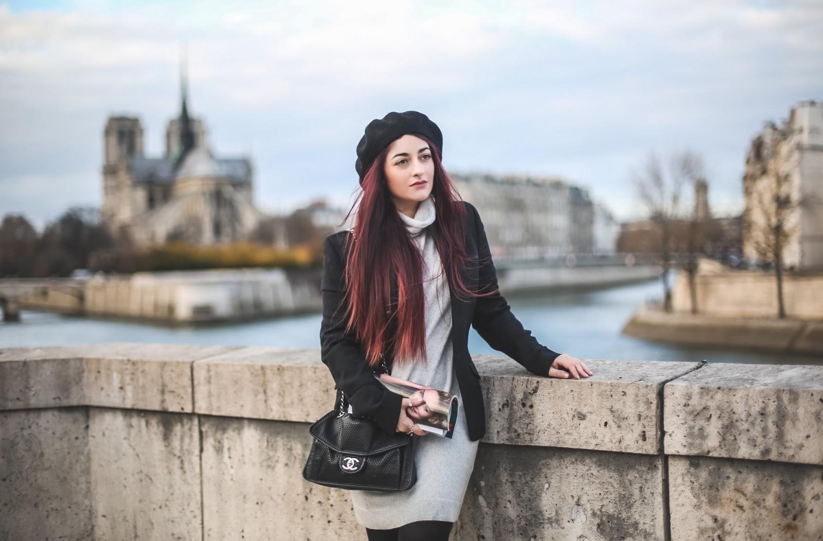 beret blog mode paris venus is naive