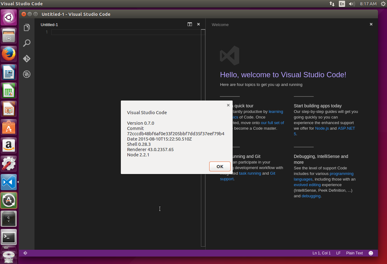Install Most Popular Developer Tools Under Ubuntu/Linux Mint