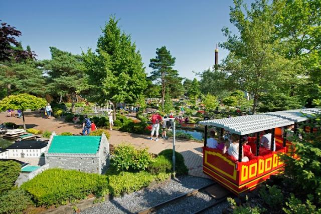 Legoland Billund, Dinamarca