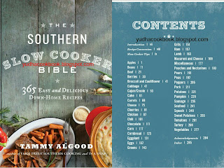 Slow cooker method, southern bible