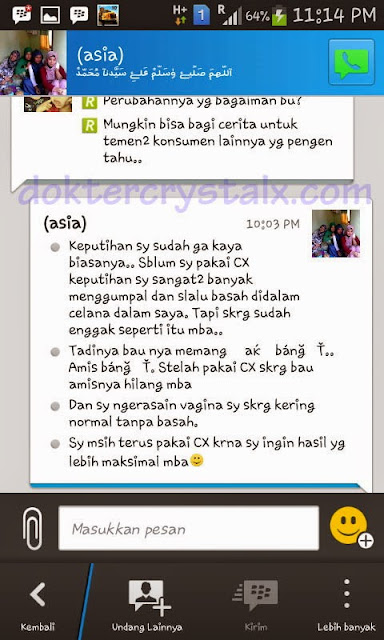 Testimoni Manfaat Crystal X Asli NASA 4