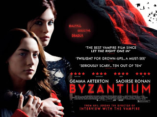 Byzantium 2012, Neil Jordan y su peculiar visión del mundo de los vampiros