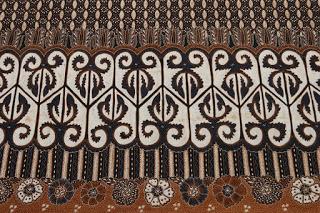 Batik Tulis Asli Motif Krumpul Kombinasi
