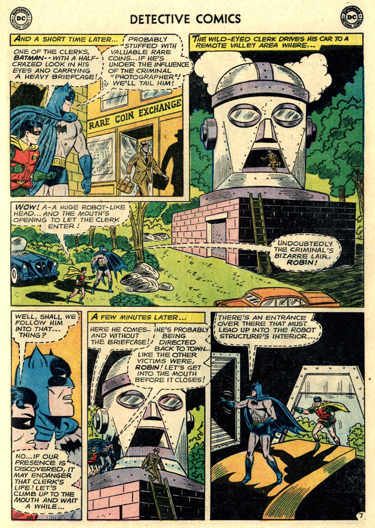 Detective Comics (1937) 324 Page 8