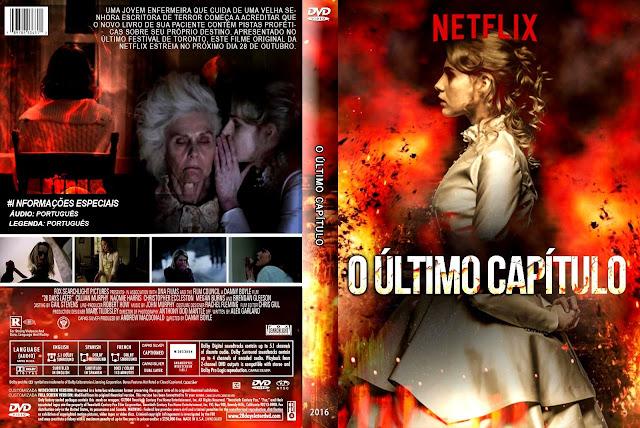 Capa DVD O Último Capítulo