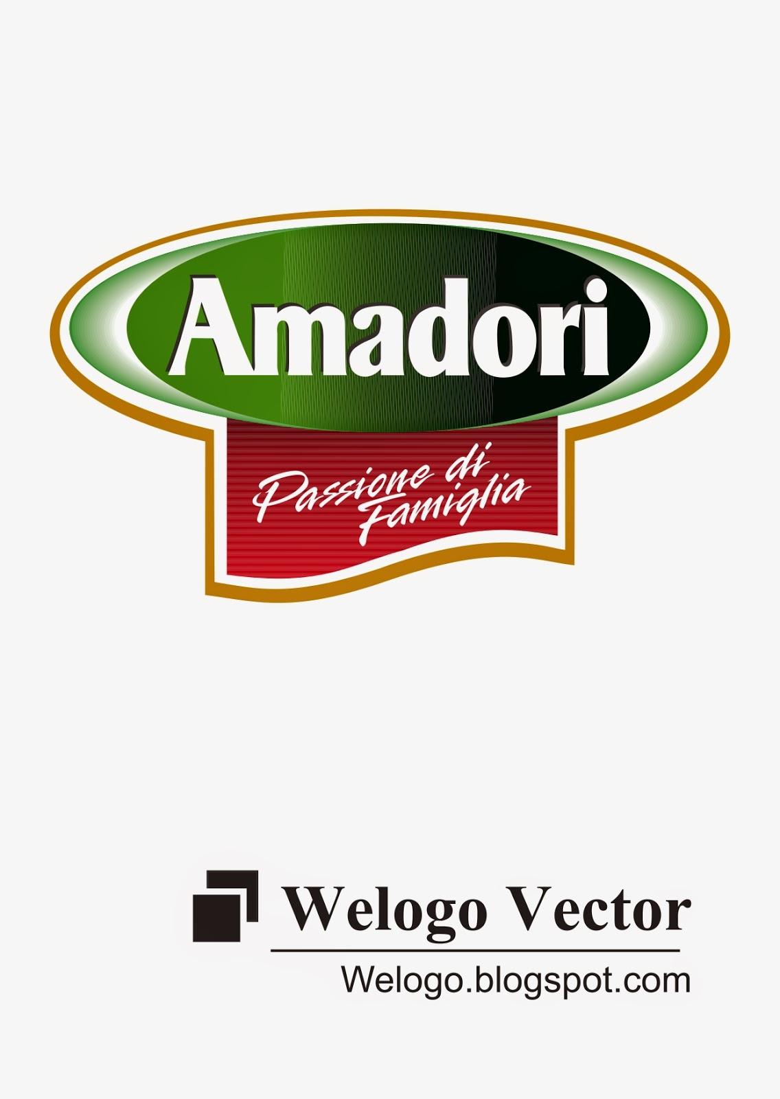 Amadori Vector Logo | welogo vector
