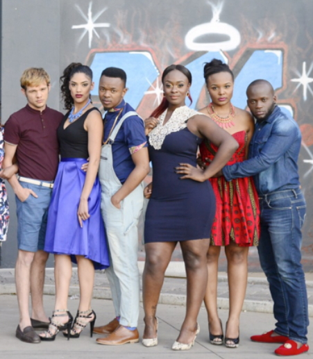 Nigerian Actors bet reality tv series