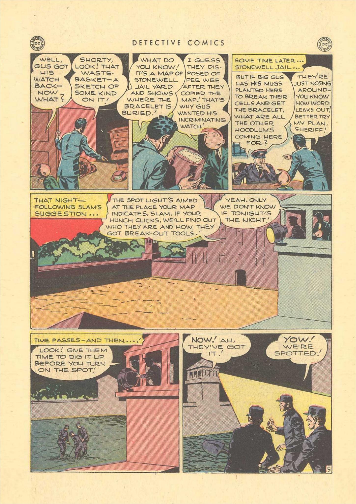 Read online Detective Comics (1937) comic -  Issue #109 - 20
