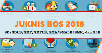 Download Juknis Bantuan Operasional Sekolah BOS Tahun 2018