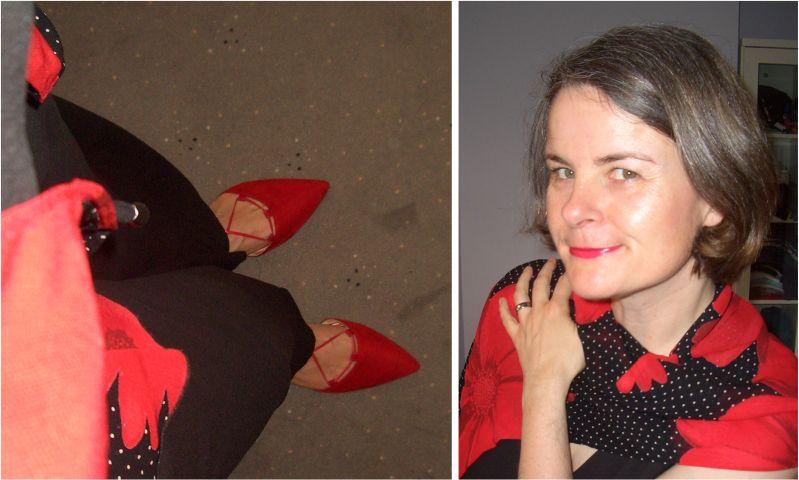 Poetisch verträumte Looks mit Polka Dots