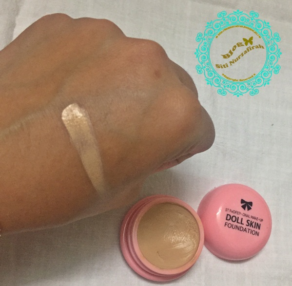 Sendayu Tinggi Doll Skin BB Cushion , outlet sendayu tinggi, dealer, insta seller, review bb cushion, bb cushion terbaik, effect glowing, radiant skin, tahan lama, jimat, murah, comel, paraben free, spf tinggi, doll skin foundation, review jujur product sendayu tinggi, review product sendayu tinggi, moisturiser, cara menggunakan foundation sendayu tinggi
