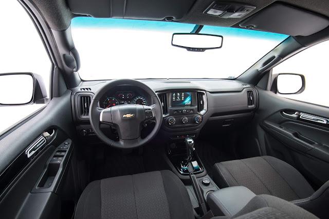 Chevrolet S-10 2019 Midnight: preço R$ 166.690 reais