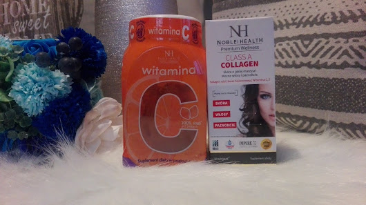 Kolagen w tabletkach Class A Collagen & Witamina C w żelkach