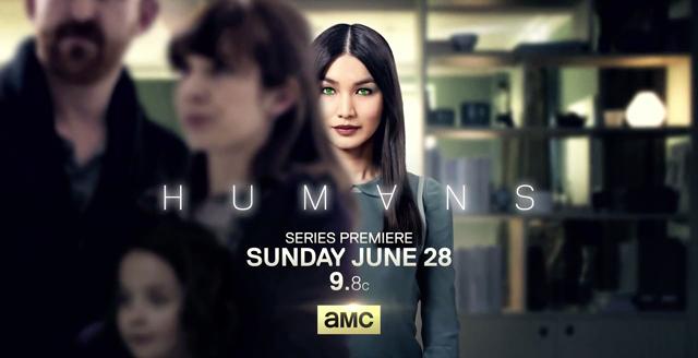Humans (2015-) ταινιες online seires xrysoi greek subs