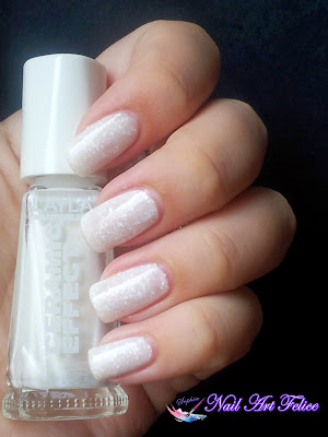 CE100 Snow Mousse - Ceramic Sorbet Effect Layla - Swatch03 - Nail Art Felice