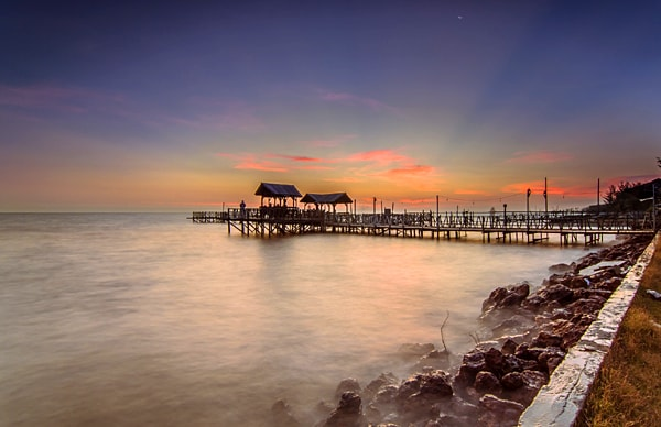 Places to visit in Tanjung Sepat
