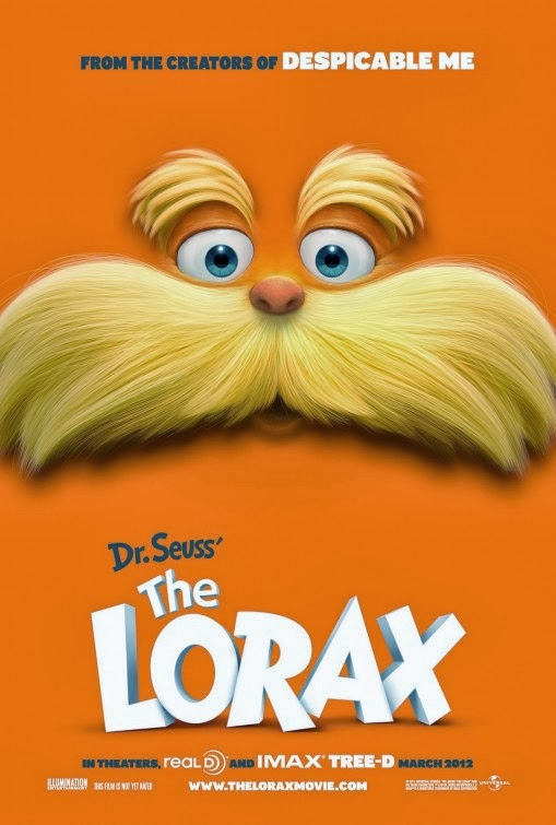 Watch The Lorax (2012) Full Movie Online Free No Download