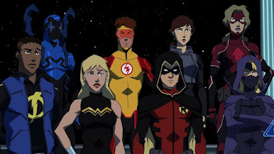 Young Justice Outsiders Season 3 Image 1