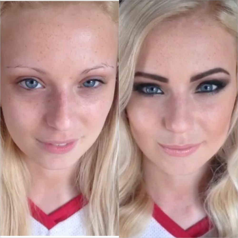 top tips | my before & after make-over secrets! - zoe newlove