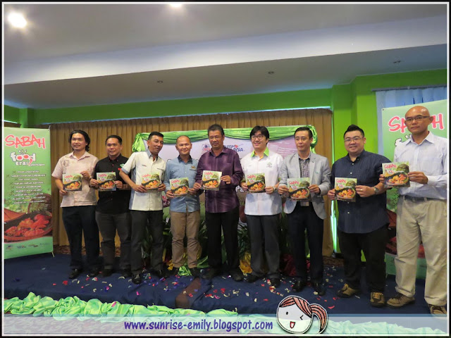 Launching of Sabah Food Trail Package