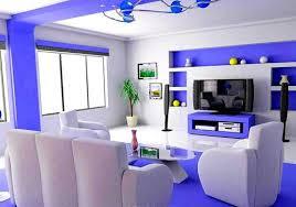 Kombinasi 2 Warna Cat Ruang Tamu Minimalis Dengan Tampilan Alami 2