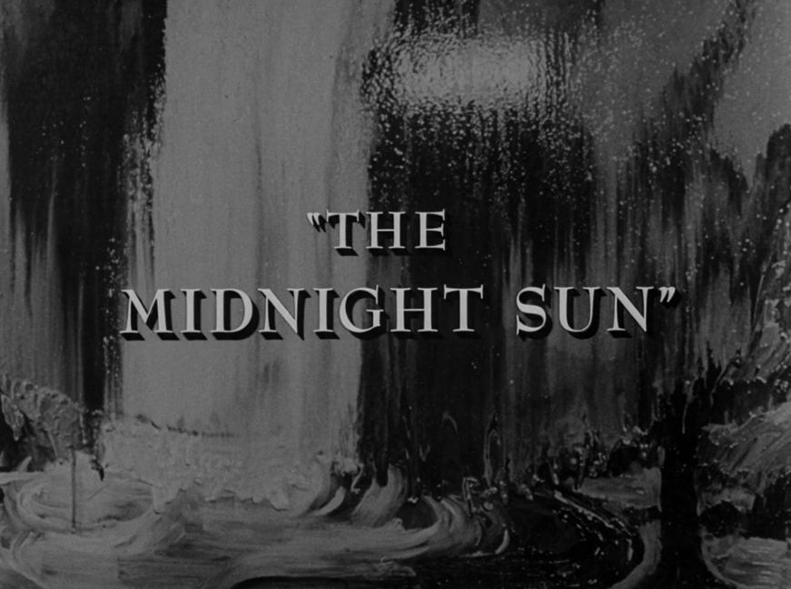 Dog Star Omnibus: The Twilight Zone: The Midnight Sun