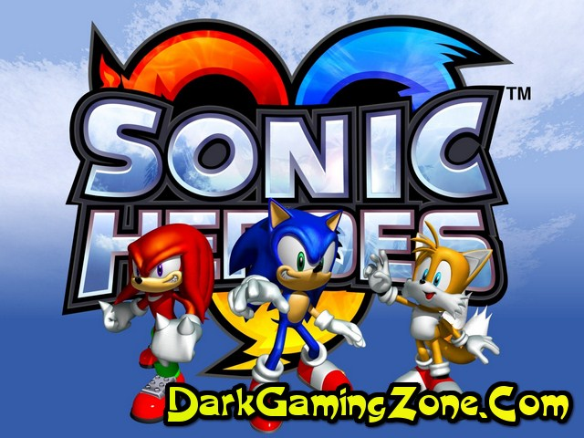 sonic heroes pc download free full version