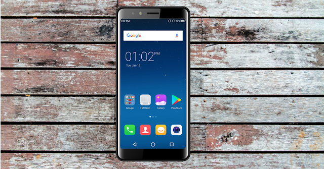 Symphony V130 Full Specifications & Price in BD 1