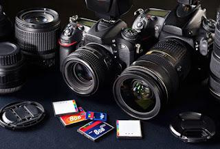 Tips Sebelum Membeli Kamera DSLR
