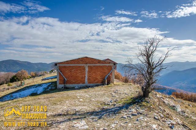Pandele peak - Mariovo region, Macedonia