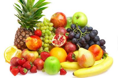 Sayuran dan buah dapat dilakukan untuk Diet