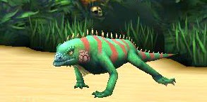 Pirate101 Iguana Pet