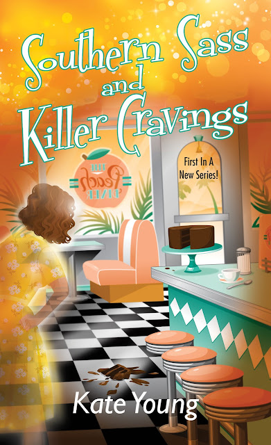 Southern Sass and Killer Cravings (Marygene Brown Mysteries Book 1) by Kate Young