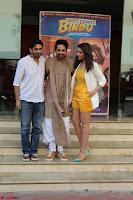 Parineeti Chopra with Ayushmann Khurrana at the Launch of Trailer of Meri Pyaari Bindu 056.JPG