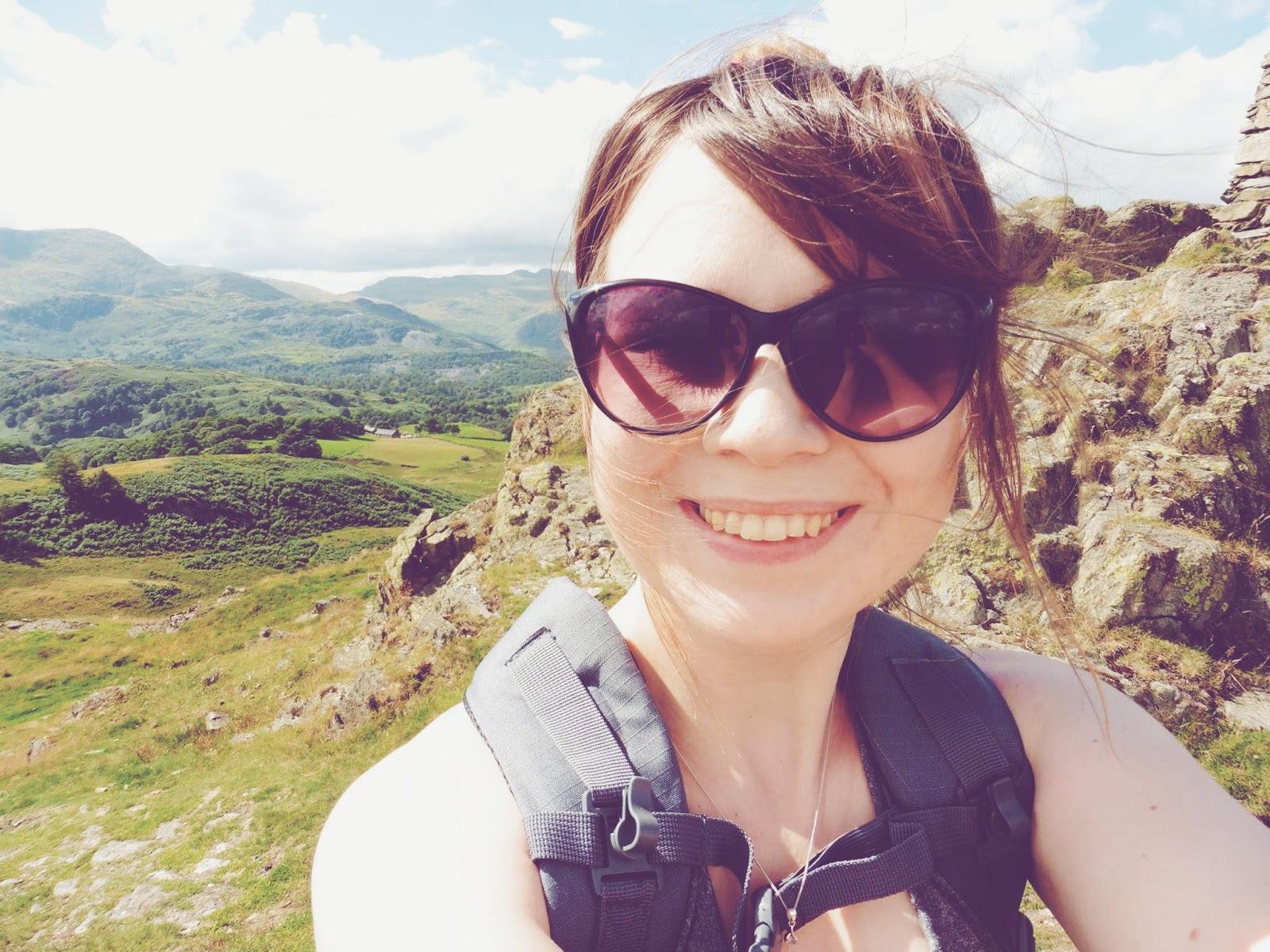 lebellelavie - A summer walk up and around Tarn Hows