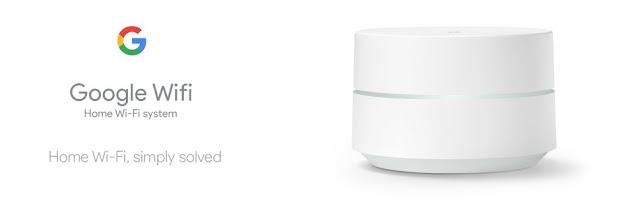 Google WIFI - Home WI-FI System