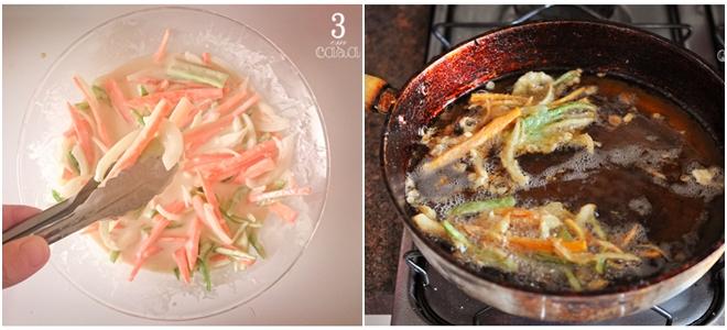 passo a passo tempura