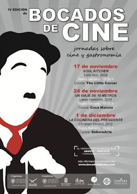 4ª edición de Bocados de Cine 2016