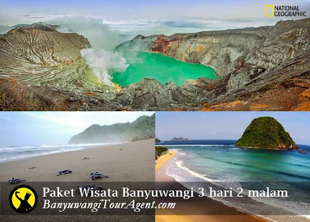 Paket Wisata Banyuwangi 3 hari 2 malam