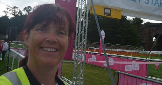 Race for Life #volunteerarmy