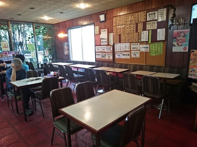 ブルボン食堂の店内の写真