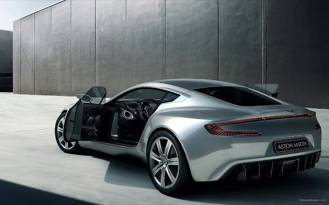 Aston Martin One 77 Wallpaper Widescreen