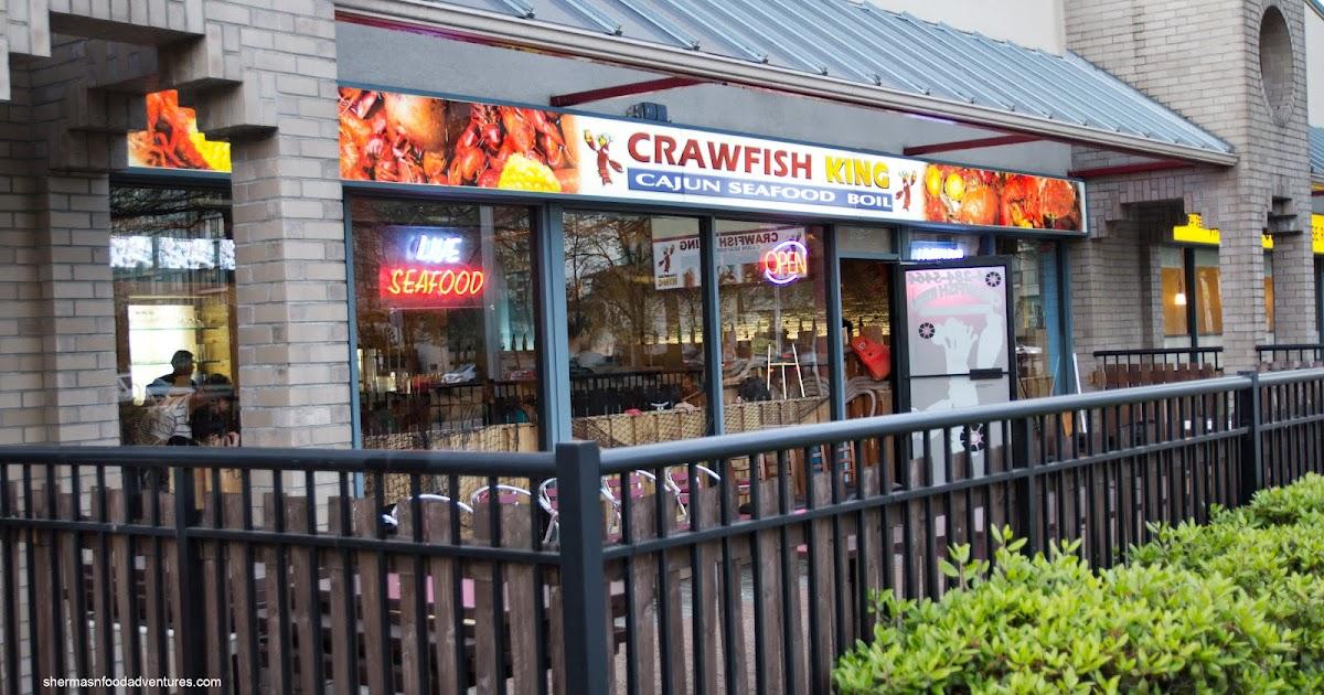 Sherman S Food Adventures Crawfish King