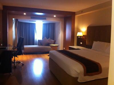 Furama Hotel in Chiang Mai, Thailand