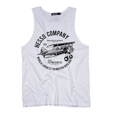 Hoje quero indicar a loja da  Hesso  é um site de Roupas Casuais Masculinas que produz peças personalizadas. Nossas Camisetas em impressão digital fazem com que nossas estampas personalizadas tenham alta qualidade e nossas Regatas sejam adequadas para todos os momentos. Saiba mais no blog.